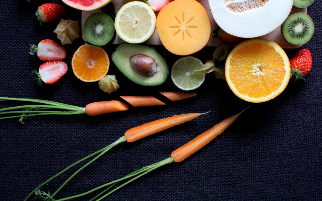 Iss den Regenbogen – Warum Obst und Gemüse so wichtig sind für Dich